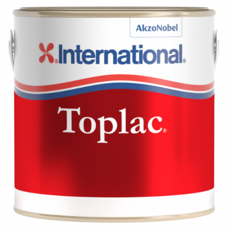 International Toplac High Gloss Enamel Paint - 750ml